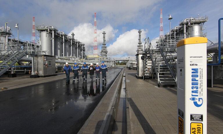 Инжиниринговое сопровождение комплекса по производству, хранению и отгрузки сжиженного природного газа в районе КС «Портовая», г.Выборг